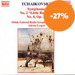 Produktbilde for Tchaikovsky: Symphonies (CD)