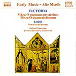Victoria: Masses (CD)