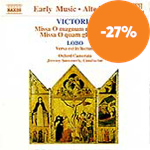 Produktbilde for Victoria: Masses (CD)