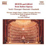 Duets and Arias from Italian Operas (CD)