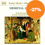 Produktbilde for Medieval Carols (CD)