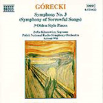Górecki: Symphony No 3; Olden Style Pieces (CD)