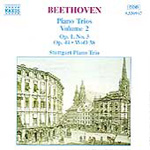 Beethoven: Piano Trios, Volume 2 (CD)