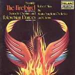 Stravinsky: The Firebird. Borodin: Music from Prince Igor (CD)