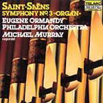 Produktbilde for Saint-Saëns: Organ Symphony (UK-import) (CD)
