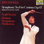 Beethoven: Symphony No. 5; Egmont Overture (CD)