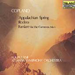 Copland: Orchestral Works (CD)