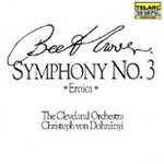 Beethoven: Eroica Symphony (CD)