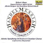 Produktbilde for Handel: The Messiah: Favourite choruses & arias (UK-import) (CD)