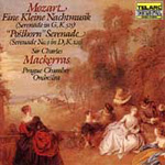 Mozart: Serenades (CD)