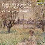 Debussy/Ravel: String Quartets (CD)