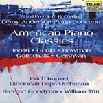 Produktbilde for American Piano Classics (USA-import) (CD)