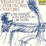 William Tell and other Favourite Overtures (CD)