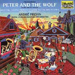 Works by Britten and Prokofiev (CD)