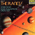 Holst: The Planets (CD)