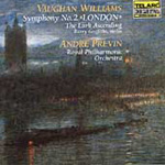Vaughan Williams: Symphony No 2; Lark Ascending (CD)