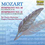 Produktbilde for Mozart: Symphonies Nos. 40 & 41 (USA-import) (CD)