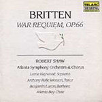Produktbilde for Britten: War Requiem (CD)