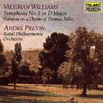 Produktbilde for Vaughan Williams: Symphony No 5; Tallis Fantasia (USA-import) (CD)