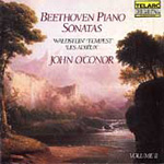 Beethoven: Piano Sonatas, Vol. 2 (CD)