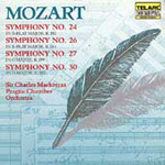 Produktbilde for Mozart: Middle-period Symphonies (UK-import) (CD)