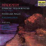 Produktbilde for Hindemith: Orchestral Works (UK-import) (CD)