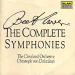 Beethoven - The Complete Symphonies (CD)