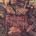 Renaissance Madrigals (CD)