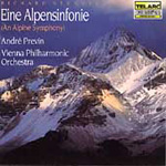 Produktbilde for R. Strauss:  Eine Alpensinfonie (UK-import) (CD)