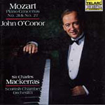 Produktbilde for Mozart: Piano Concertos Nos. 21 & 27 (UK-import) (CD)
