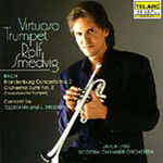 Produktbilde for Virtuoso Trumpet Works (USA-import) (CD)