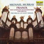 Produktbilde for Franck: Organ Works (USA-import) (CD)