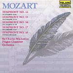 Produktbilde for Mozart: Early Symphonies (UK-import) (CD)
