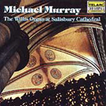 Produktbilde for Michael Murray at Salisbury Cathedral (UK-import) (CD)