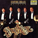 Royal Brass: Music from the Renaissance and Baroque (CD)