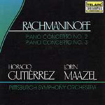 Rachmaninov: Piano Concertos 1 and 2 (CD)