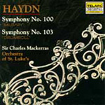 Haydn: Two London Symphonies (CD)