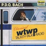 Bach, PDQ: WTWP Classical Talkity (CD)