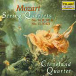 Produktbilde for Mozart: String Quartets K387 & K421 (UK-import) (CD)