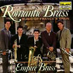 Romantic Brass - Music of France & Spain (CD)