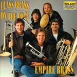 Classical Brass II - On the Edge (CD)