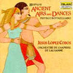 Produktbilde for Respighi: Ancient Airs and Dances (UK-import) (CD)