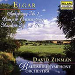 Elgar: Orchestral Works (CD)