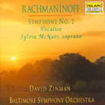 Produktbilde for Rachmaninov: Symphony No.2/Vocalise (USA-import) (CD)