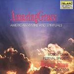 Amazing Grace: American Hymns and Spirituals (CD)