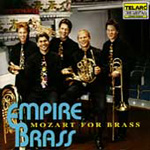 Produktbilde for Mozart for Brass (USA-import) (CD)