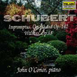 Schubert: Piano Works (CD)