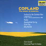 Copland: The Music of America (CD)