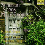 Produktbilde for Schubert: Songs for Male Chorus (UK-import) (CD)