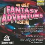 The Great Fantasy Adventure Album (CD)